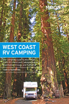 More Than 2,300 RV Parks and Campgrounds in Washington, Oregon, and California.